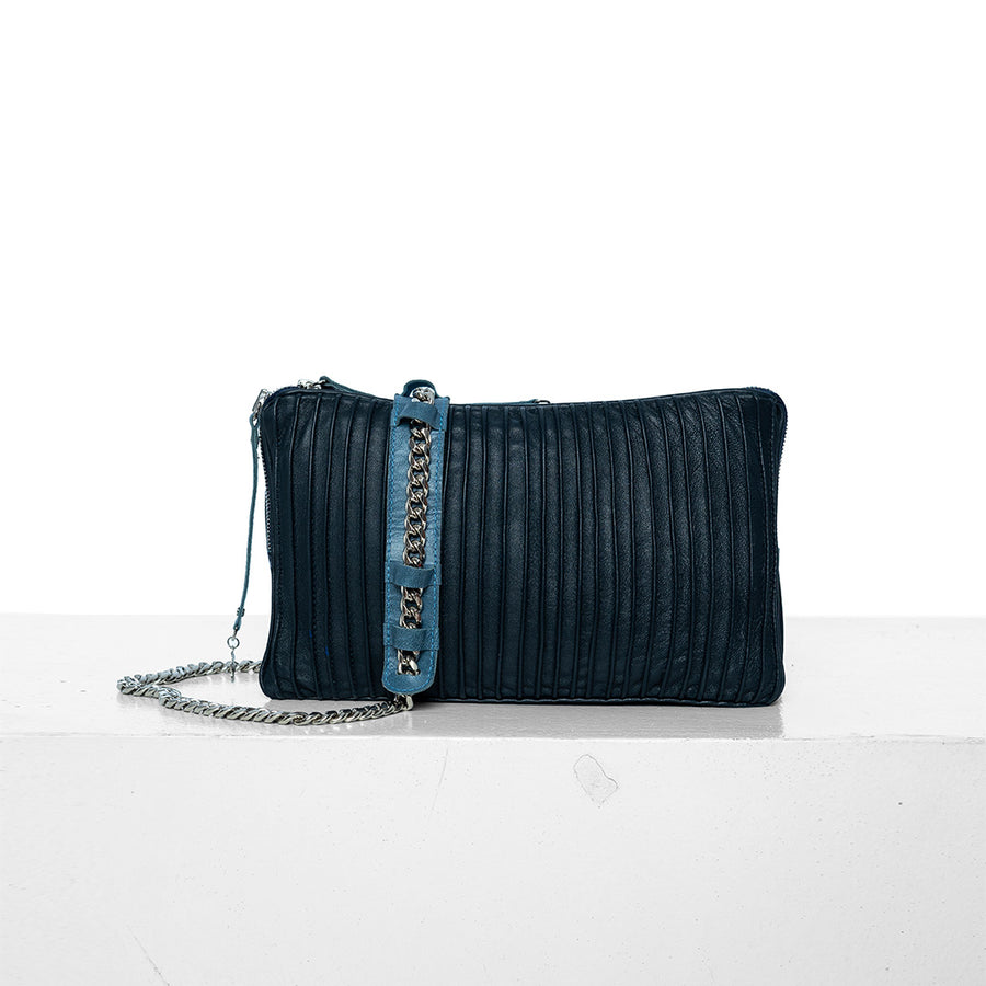 Nanako | Shoulder Bag Blue
