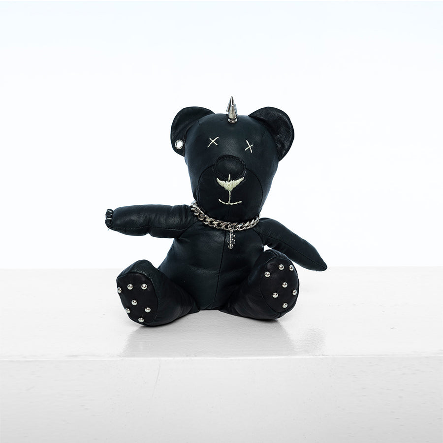 Punk teddy bear - Patricia Bos