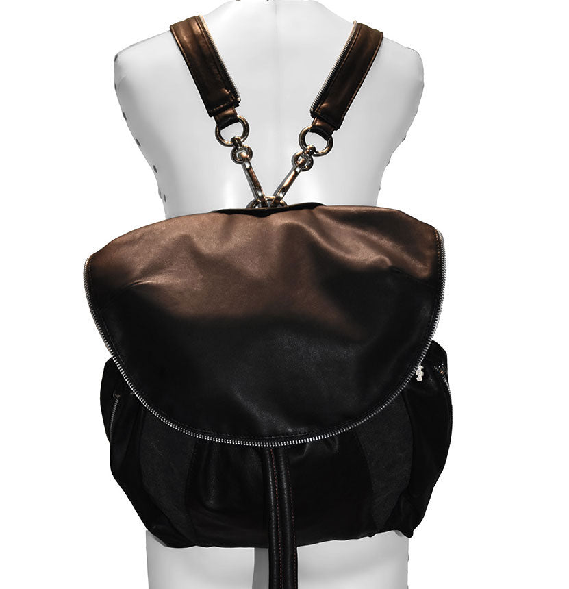 Benny | Leather Backpack