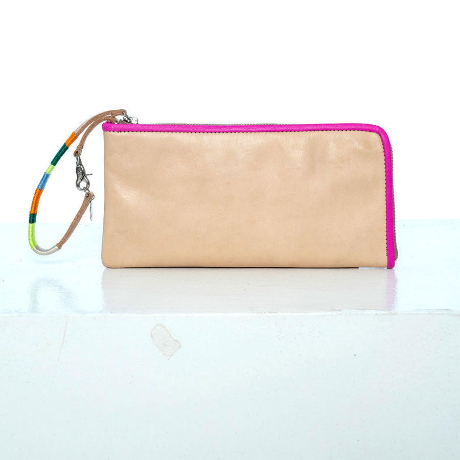 Abrienne | Leather Wallet - Patricia Bos