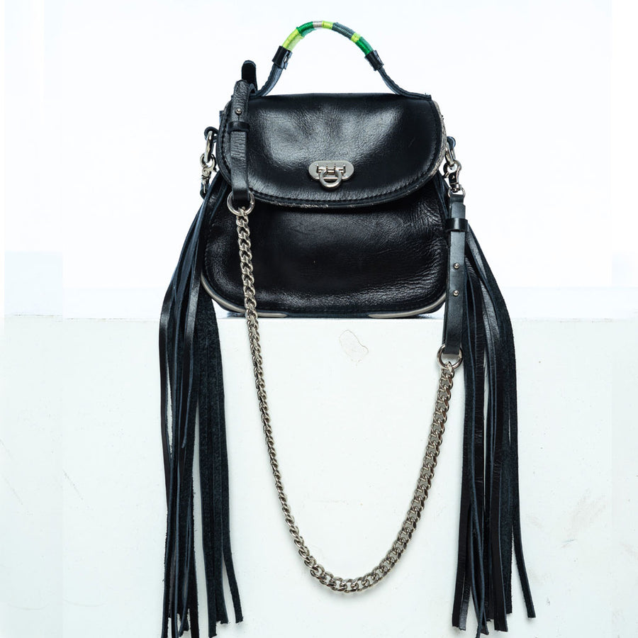 Candy | leather shoulder bag - Patricia Bos