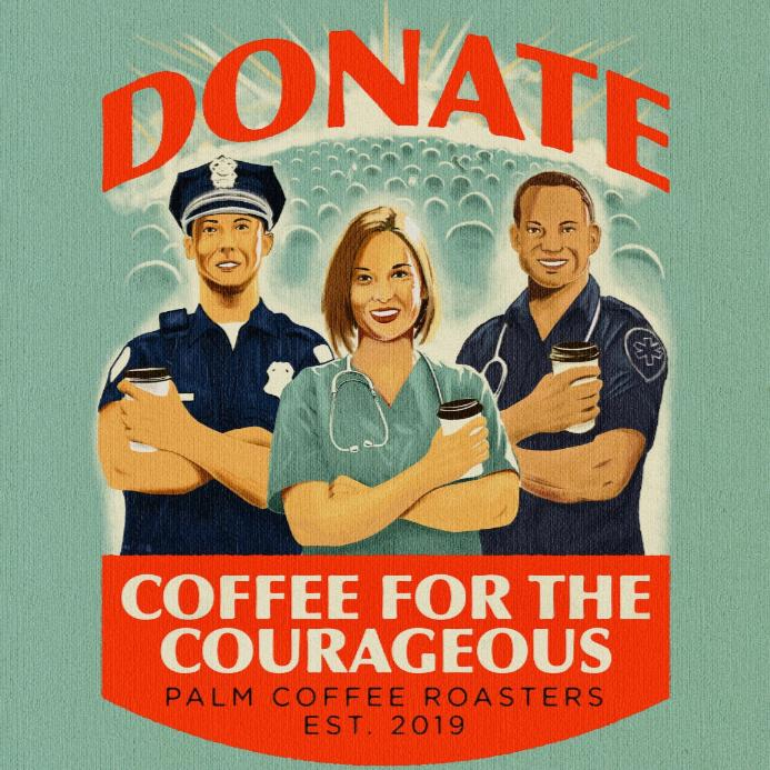 Coffee for the Courageous