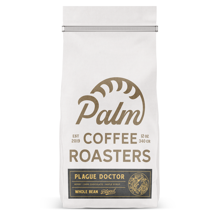 Plague Doctor Dark Roast