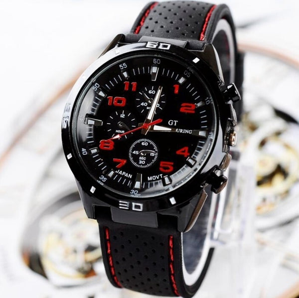 2019 Unisex Brand  Wristwatches three eyes
