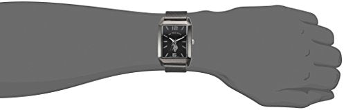 U.S. Polo Assn. Classic Men's Quartz Metal and Alloy Watch, Color:Blac – All About Dads