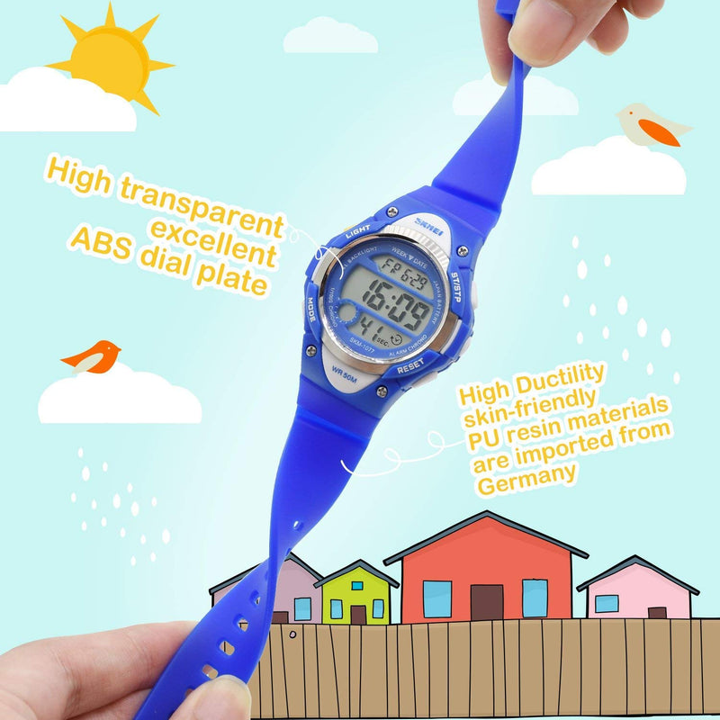 Kids Digital Sport Watch