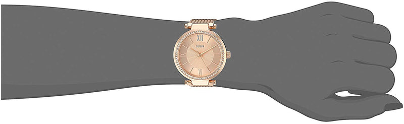GUESS Women's Stainless Steel Casual Watch