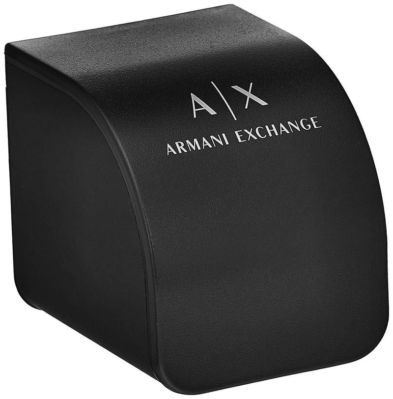 Armani Exchange Men's Three-Hand Stainless Steel Watch