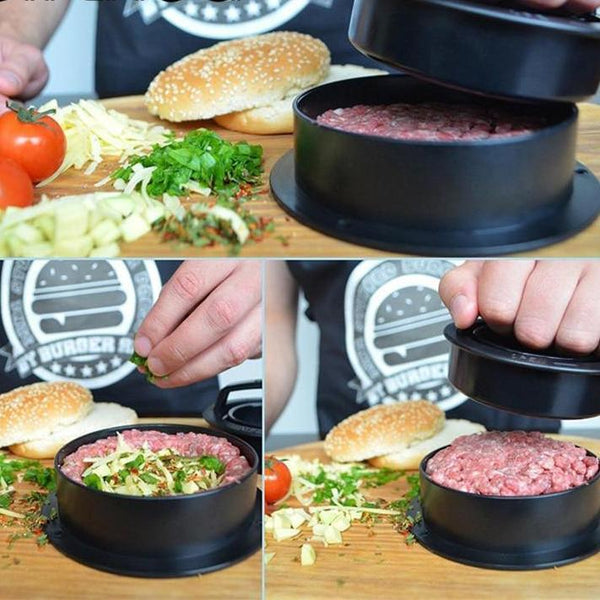 Burger Press Non-Stick