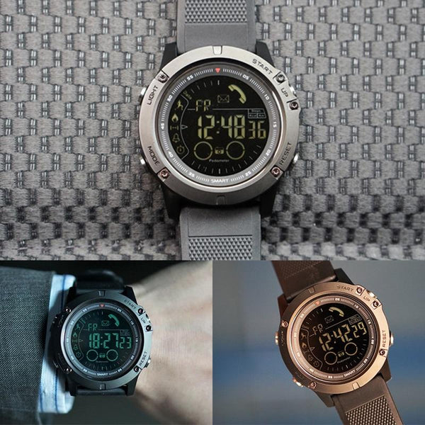 Extreme Rugged Tactical Military Smartwatch