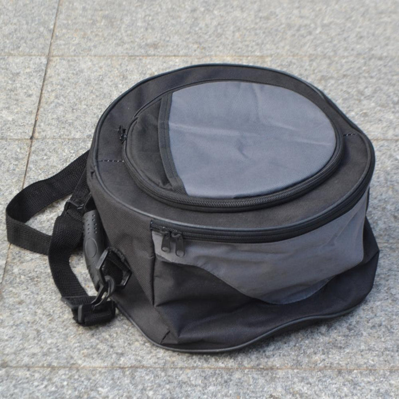 Portable Charcoal BBQ Grill  With Shoulder Cooler Bag