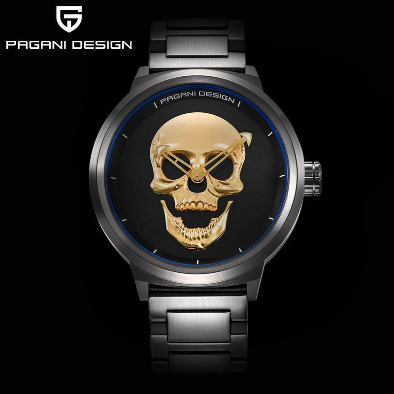 Skull Men's Watch
