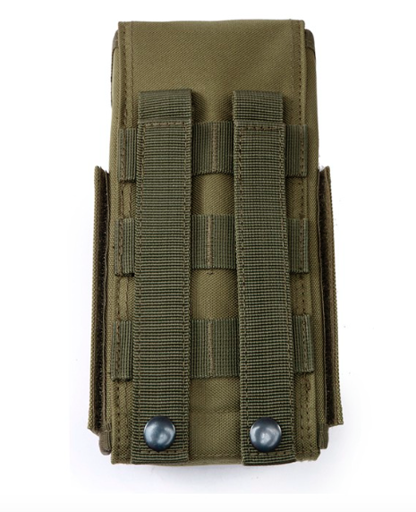 Portable Outdoor 25-Hole Holder For 12G Bullets