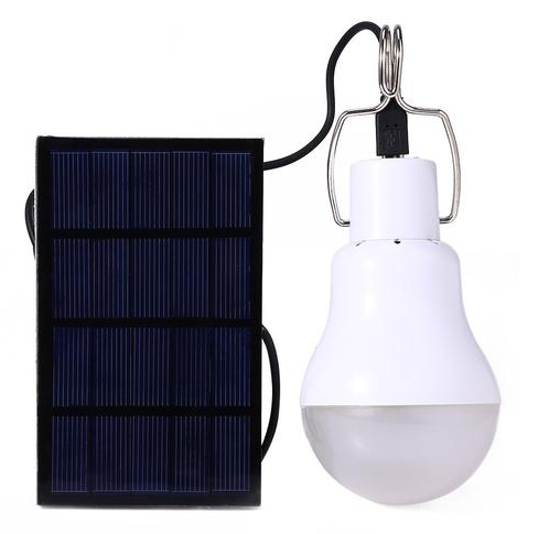 High Power Solar Lamps 15W LED Bulb