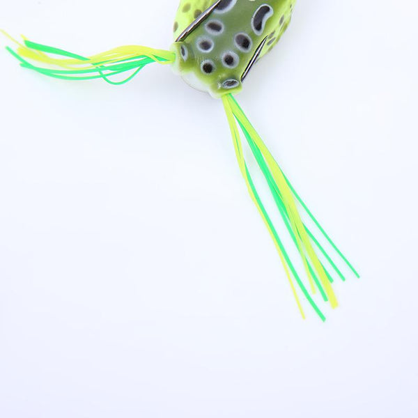 Hollow Frog Fishing Lures Soft Topwater
