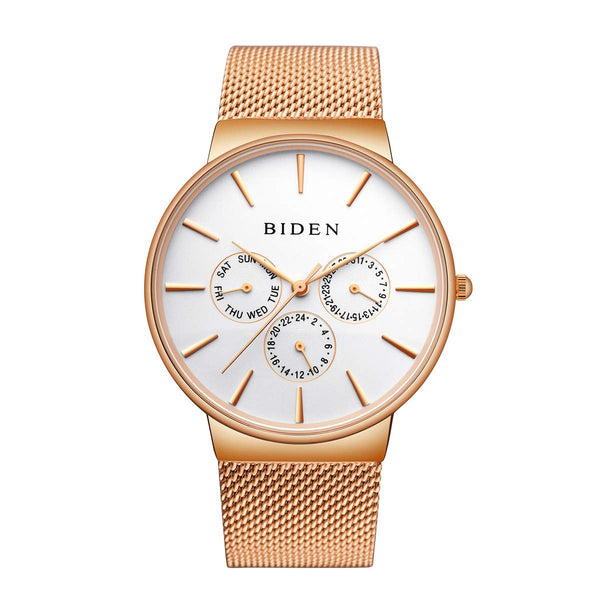 Gold Luxury Elegant Rhinestone Wrist Watches