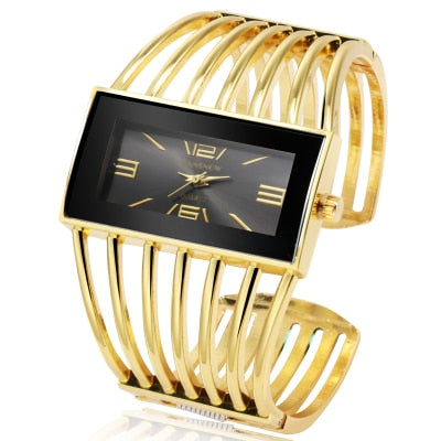 Bracelet Watch for Women  Luxury Gold Women Watch