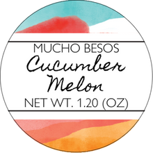Load image into Gallery viewer, Mucho Besos Lip Balm Jar