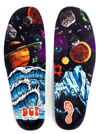 CUSH - DCP - Space Waves Insoles