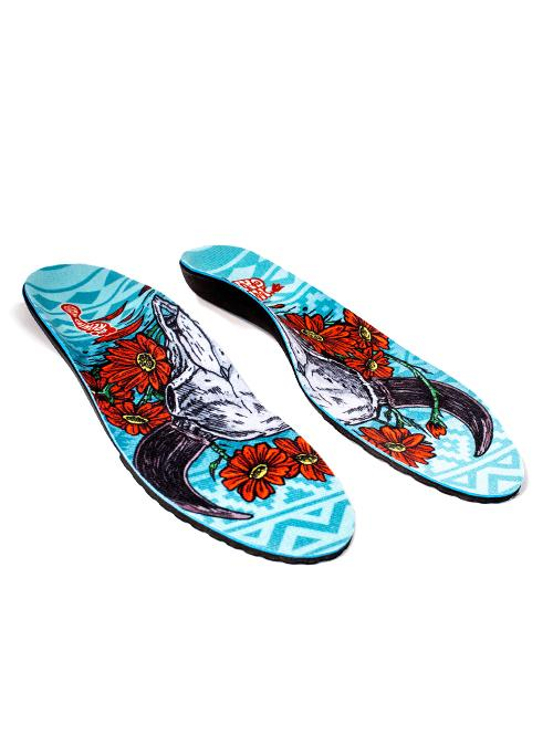 MEDIC - Mark Carter - Desert Bison Insoles