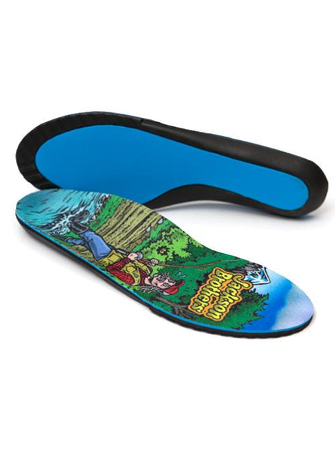 MEDIC - Jackson Brothers X Gone Fish Insoles