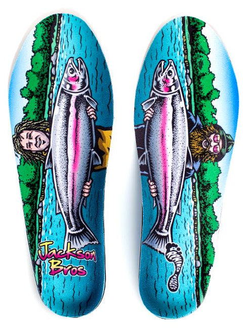 MEDIC - Jackson Brothers - Catch & Release Insoles