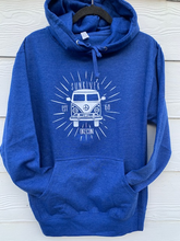 Load image into Gallery viewer, Sunriver VW bus pullover hood
