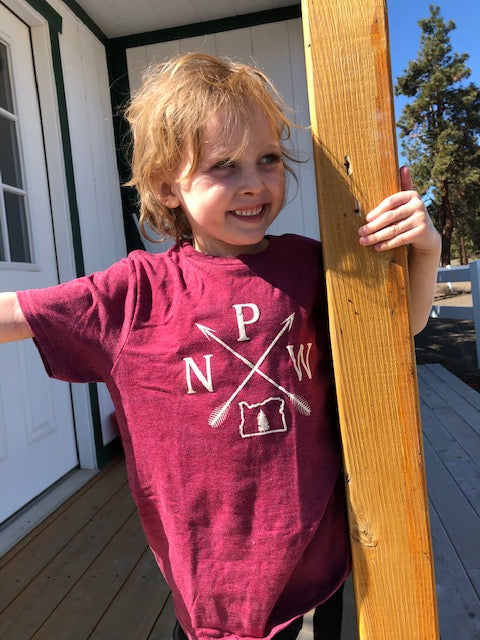 PNW Youth T-shirt