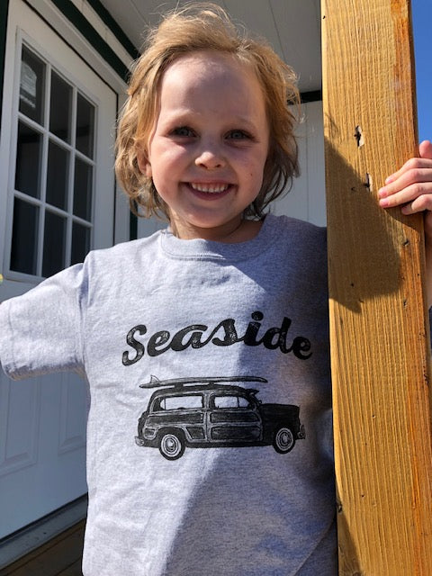 Woody Car Youth T-shirt
