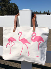 Load image into Gallery viewer, Large Canvas Tote Bags