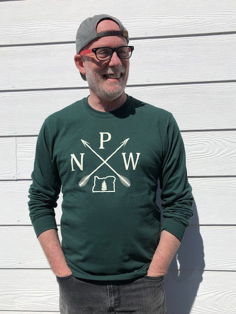 PNW Long Sleeve T-shirt