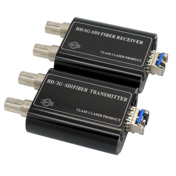 Mini HD SDI to Fiber Converter