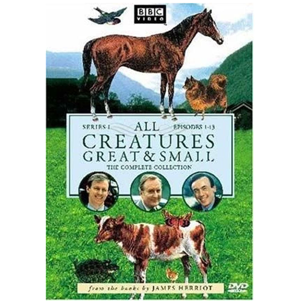 All Creatures Great and Small: Series 1