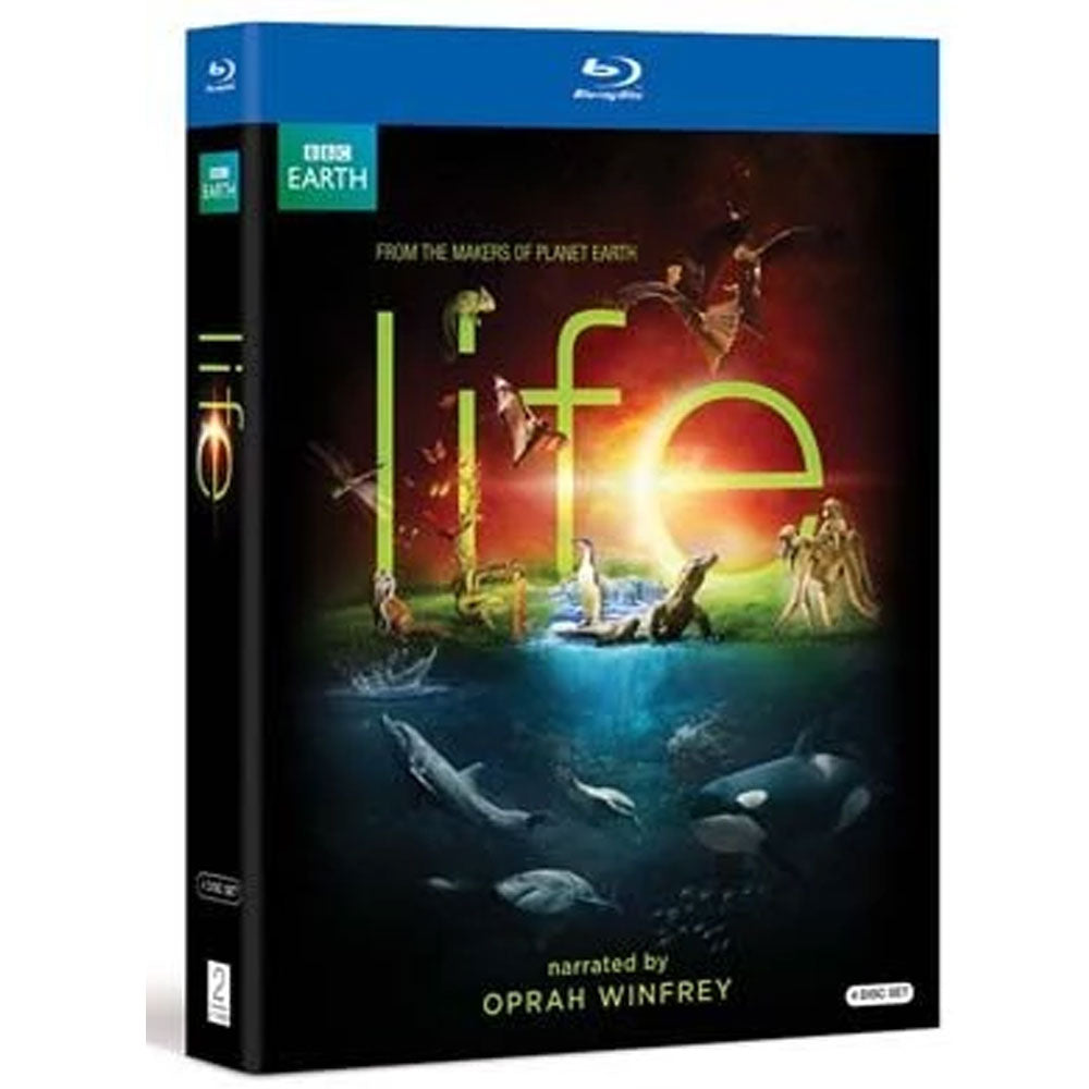Life - Discovery Channel Version (Blu-ray)