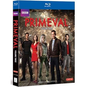 Primeval: Volume 3 (Blu-ray)