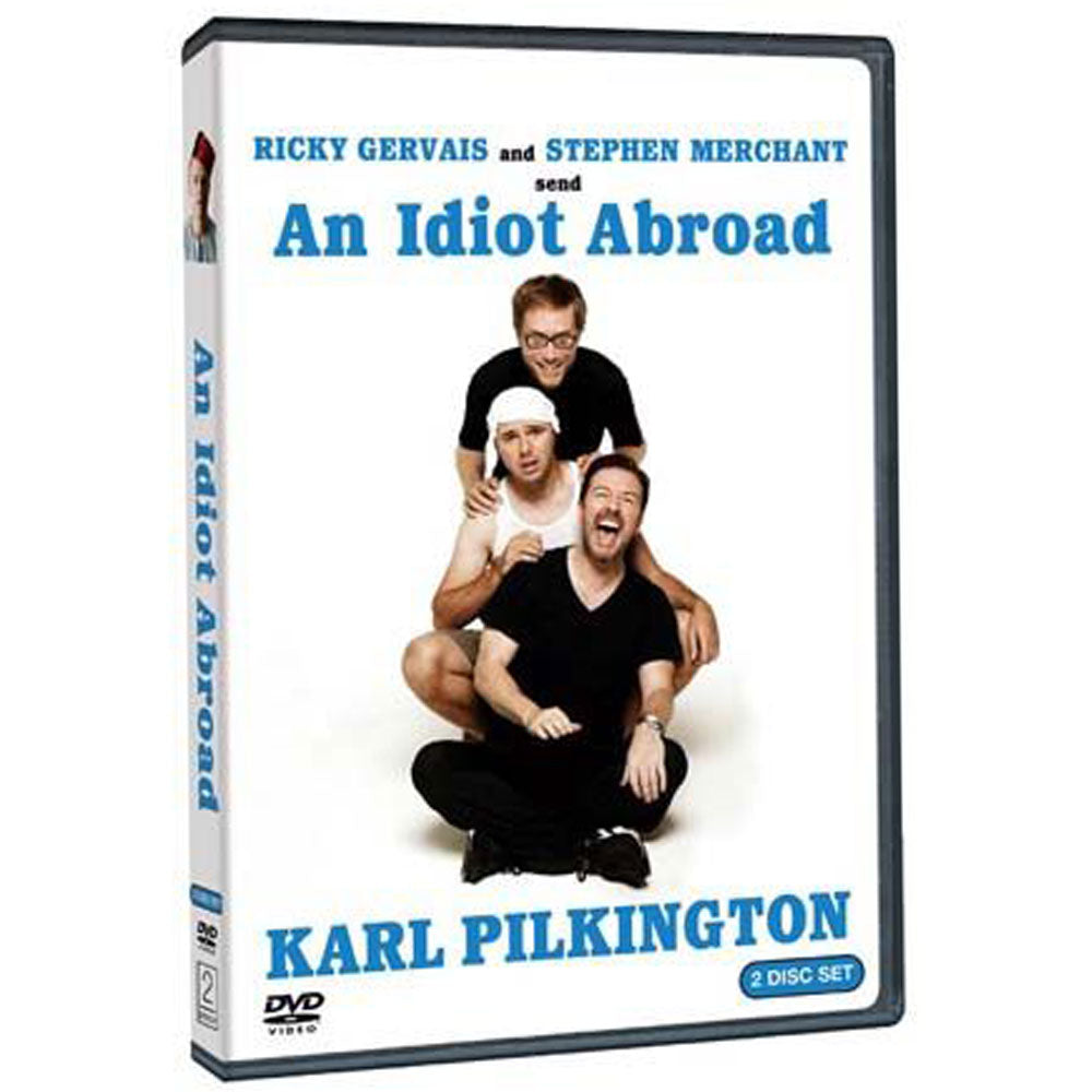 An Idiot Abroad: Season 1