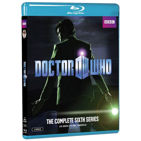 Doctor Who: Series 6 (Blu-ray)