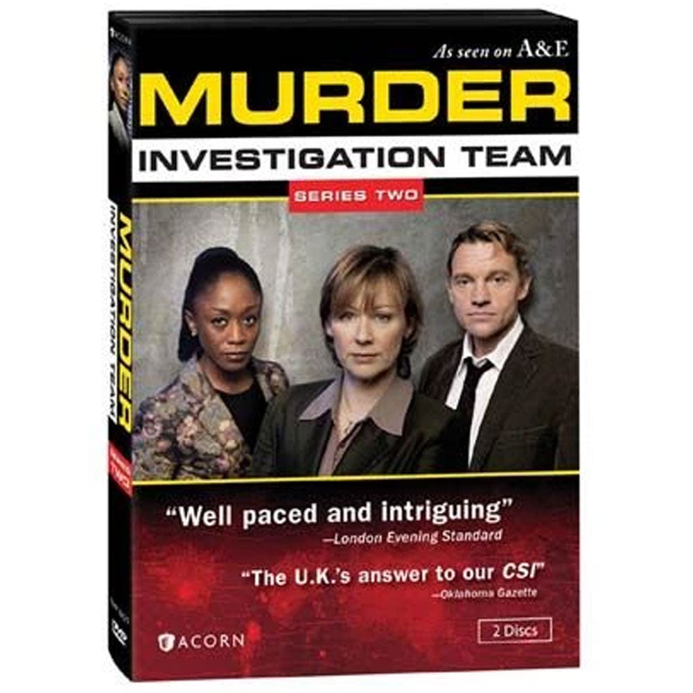 Murder Investigation Team: Series 2