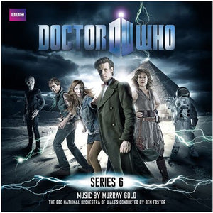 Doctor Who: Series 6 Music CD