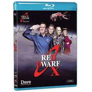 Red Dwarf X (Blu-ray)