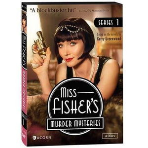 Miss Fisher's Murder Mysteries: Series 1