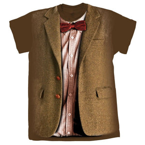 Doctor Who: Eleventh Doctor Costume T-Shirt