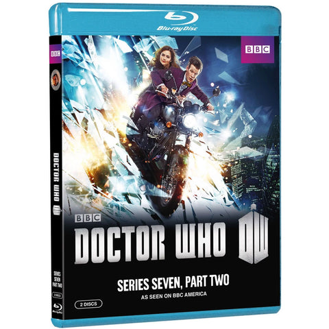 Doctor Who: Series 7, Part 2 (Blu-ray)