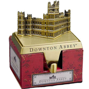 Downton Abbey Stocking Holder