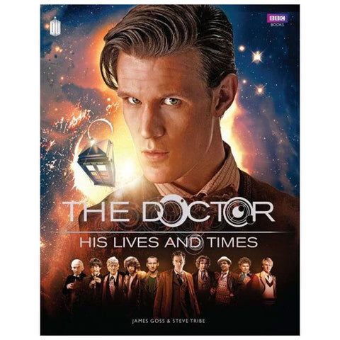 Doctor Who: The Doctor: His Lives and Times