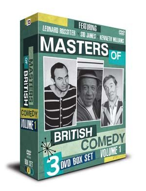 Masters of British Comedy