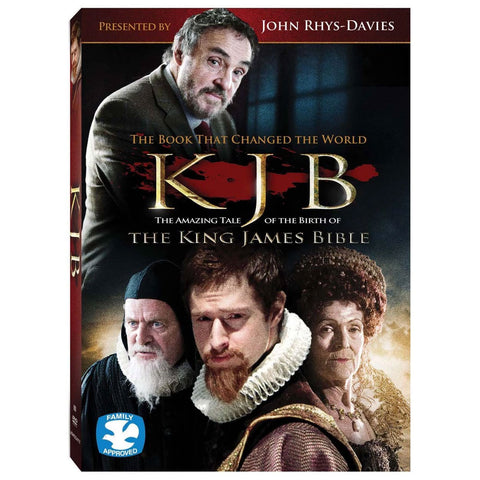 KJB: The Amazing Tale of the Birth of the King James Bible
