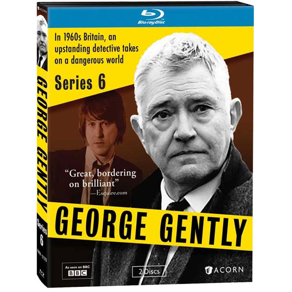George Gently: Series 6 (Blu-ray)