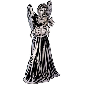Doctor Who: Mini Comic Standup Weeping Angel