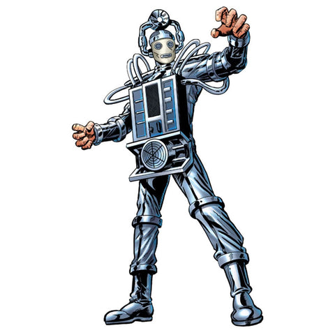 Doctor Who: Mini Comic Standup Cyberman